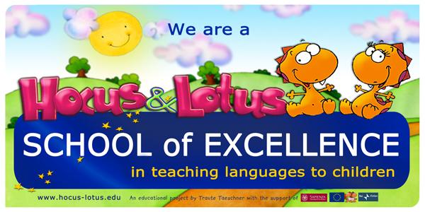 Logo scuola-eccellenza-insegnare-lingue-bambini